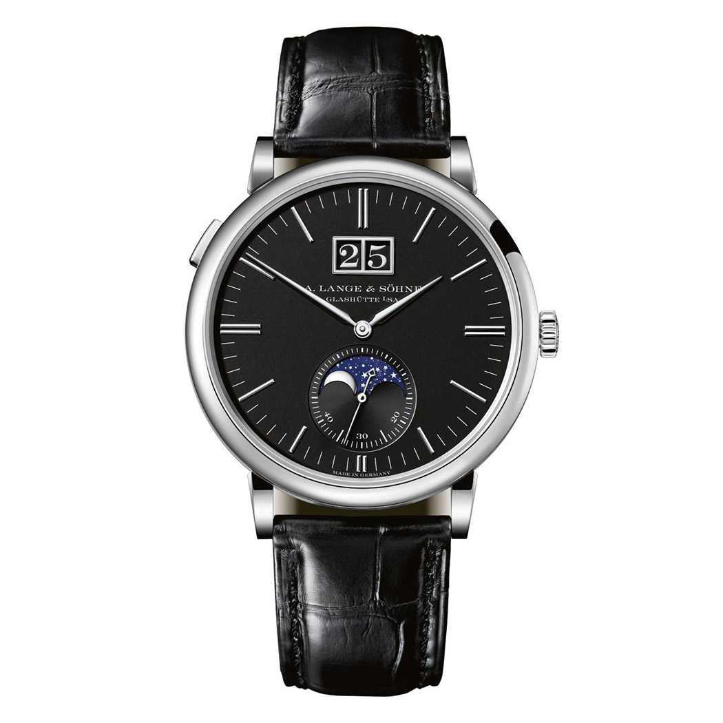 A. Lange & Söhne Saxonia Moon Phase Watch