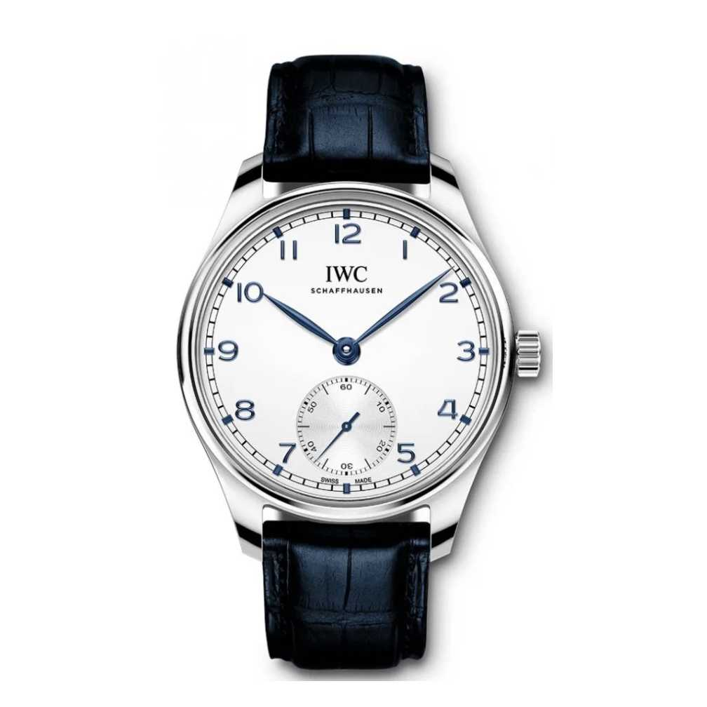 IWC Portugieser Automatic 40 Silver Dial Watch
