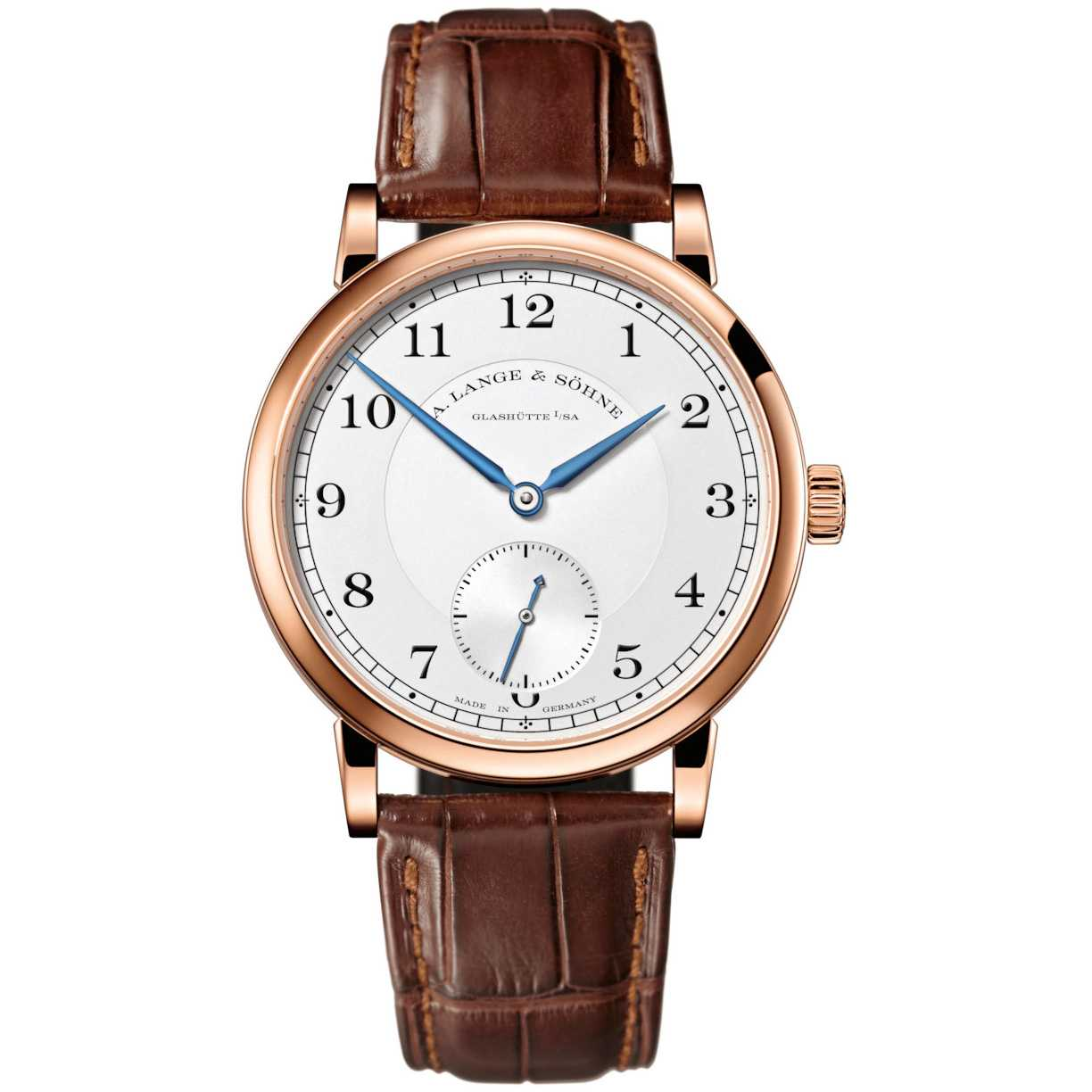 A. Lange & Söhne 1815 Up Down Manual Wind Rose Gold Watch