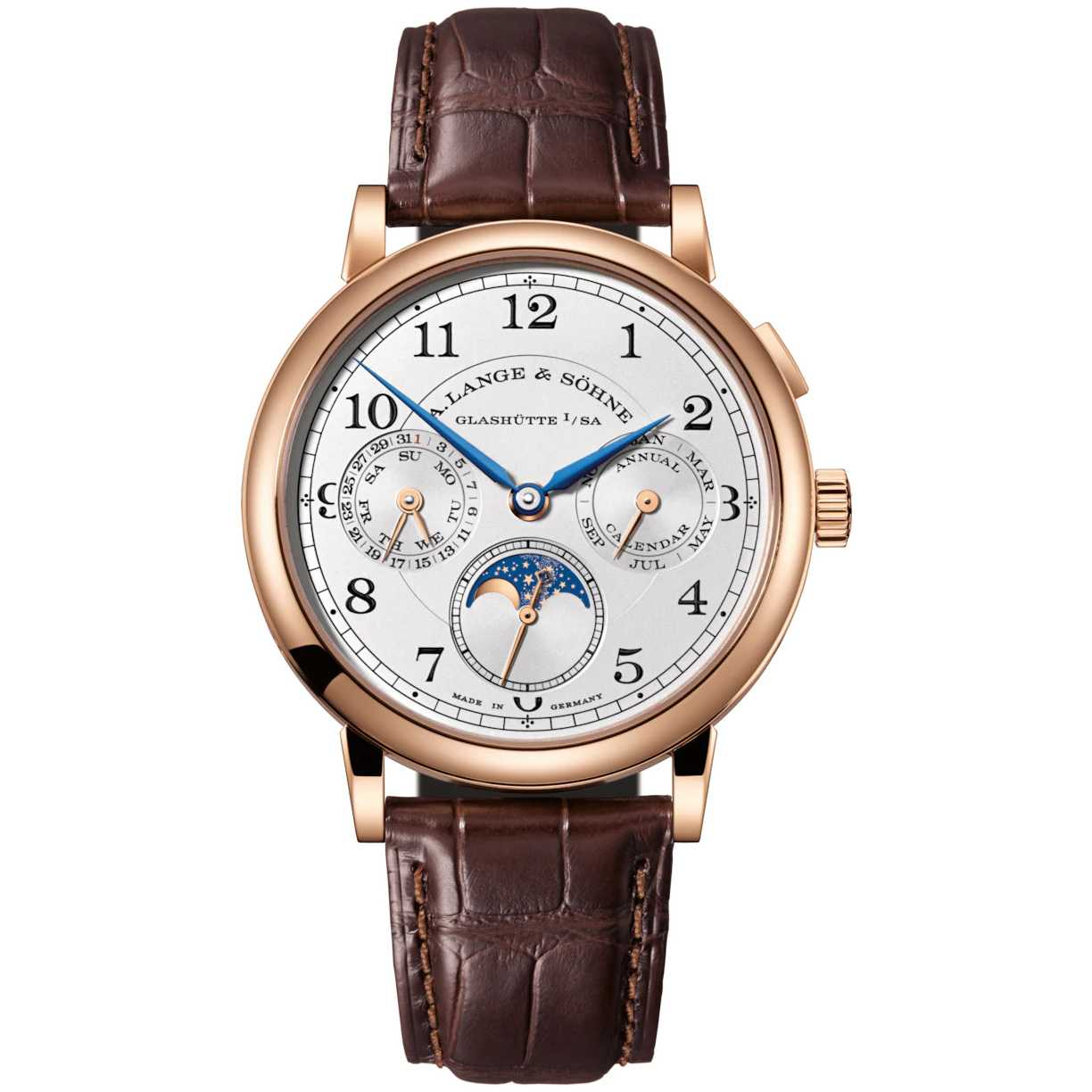 A. Lange & Söhne 1815 Annual Calendar Rose Gold Watch