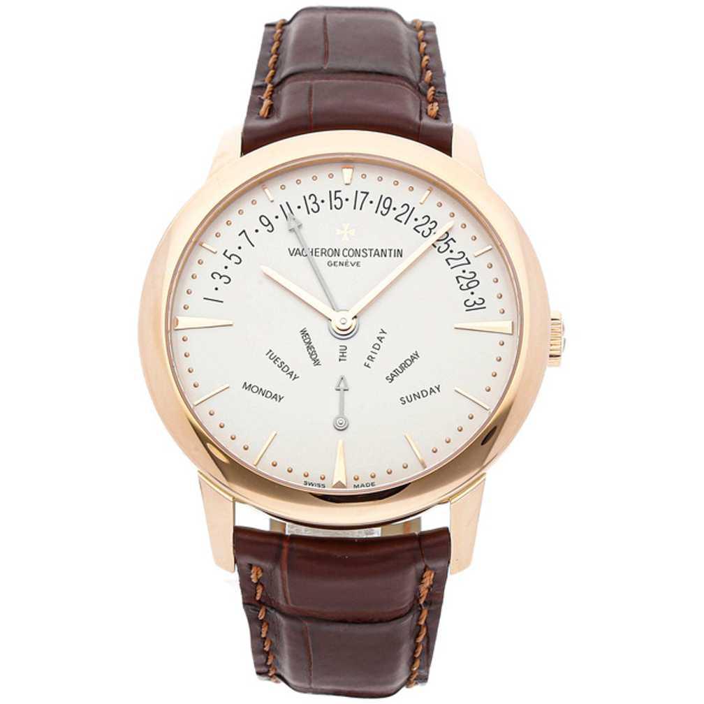 Vacheron Constantin Patrimony Retrograde Date Day Watch