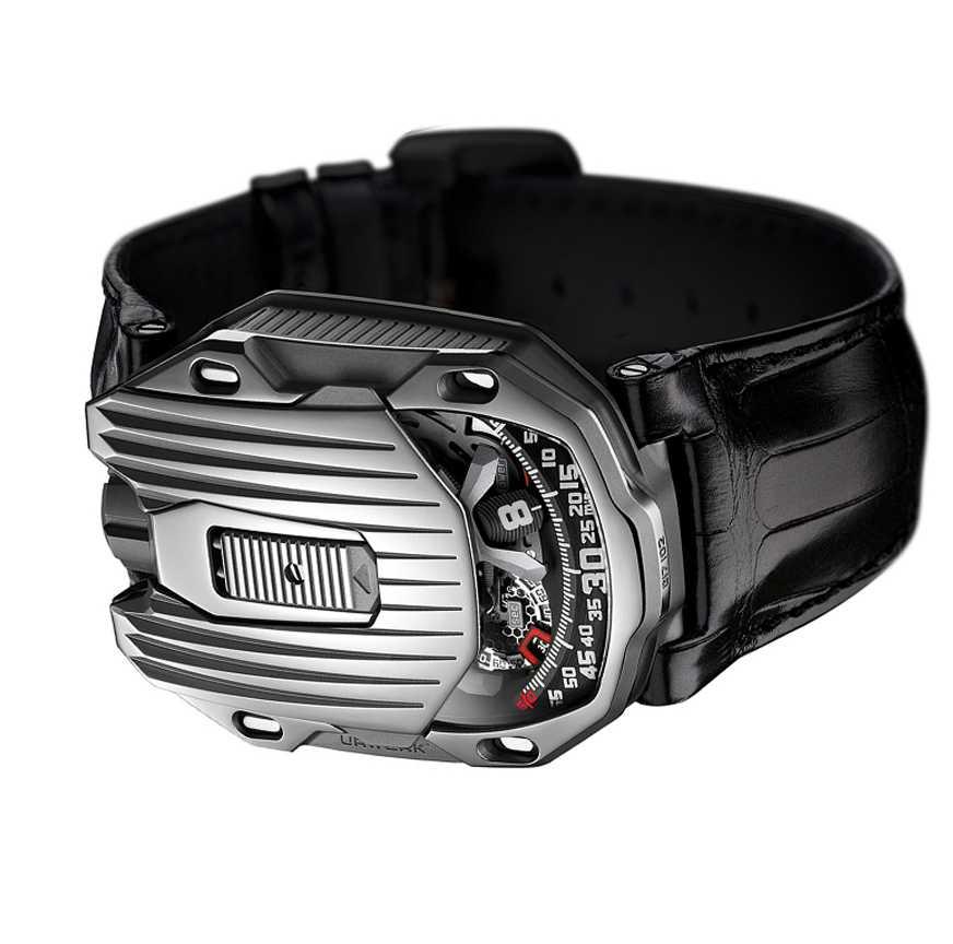 Urwerk UR-105 CT Kryptonite Watch