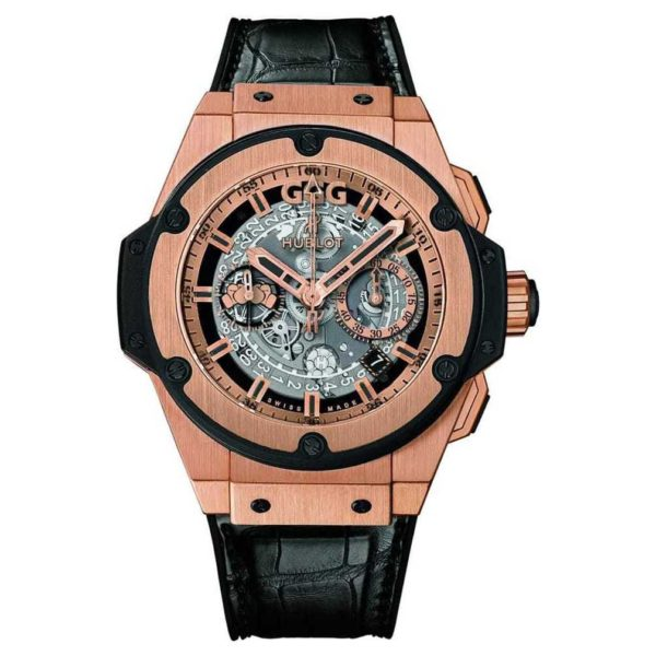 Hublot King Power Unico GGG Chronograph Special Edition Watch