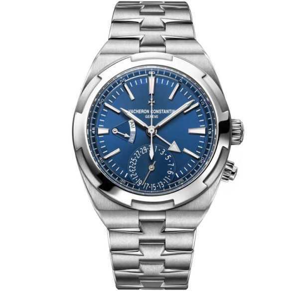 Vacheron Constantin Overseas Dual Time Blue Dial