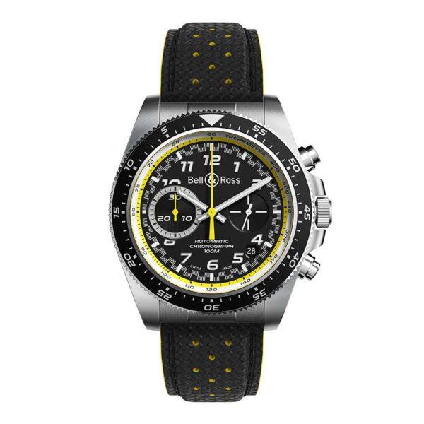 Bell & Ross BR V3-94 R.S.20 Strap Watch
