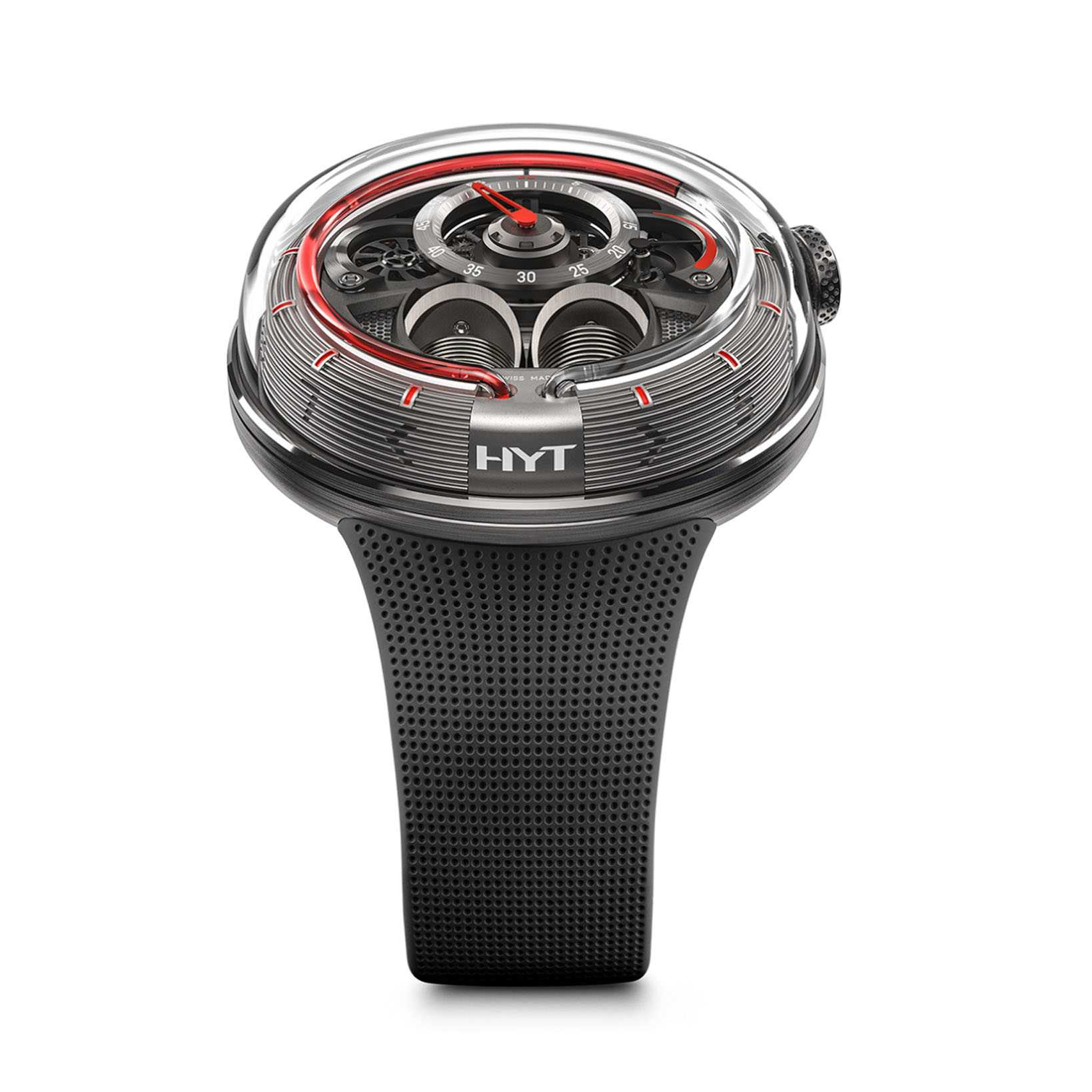 HYT H1.0 Red Watch
