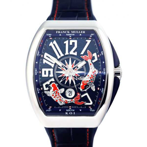 Franck Muller Vanguard Automatic KOI Limited Watch