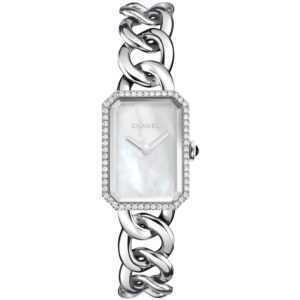 Chanel Premiere Chain Large MOP Watch