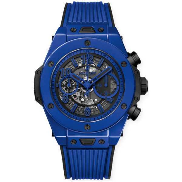 Hublot Big Bang Unico Blue Magic Watch