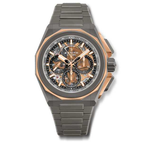 Zenith Defy Extreme Titanium Black Watch