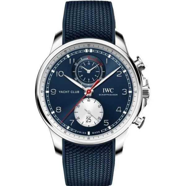IWC Portugieser Yacht Club Chronograph Edition Orlebar Brown