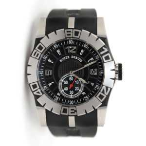 Roger Dubuis Easy Diver Black Dial Watch