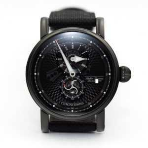 Chronoswiss Flying Regulator Black Edition Watch