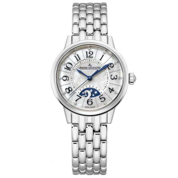 Jaeger-LeCoultre Rendez-Vous Night & Day Silver Dial 29mm