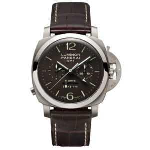 Panerai Luminor 1950 8 Days Chrono Monopulsante GMT Watch