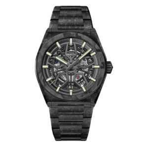 Zenith Defy Classic Elite Carbon Bracelet