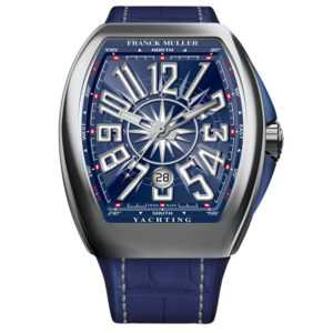 Franck Muller Vanguard Automatic Yachting Steel