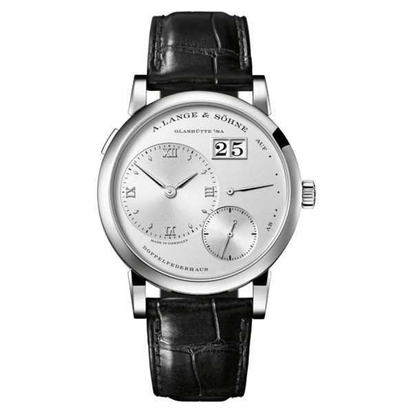 A. Lange & Söhne Lange 1 Silver Dial Platinum