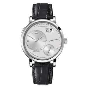 A. Lange & Söhne Grand Lange 1 Silver Dial Platinum