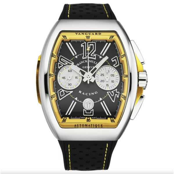 Franck Muller Vanguard Racing Chronograph Yellow