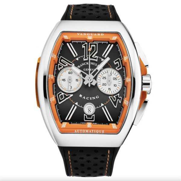 Franck Muller Vanguard Racing Chronograph Orange
