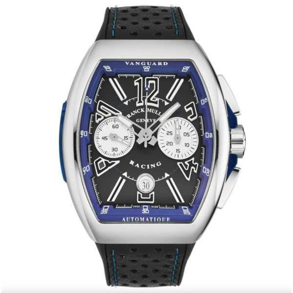 Franck Muller Vanguard Racing Chronograph Blue