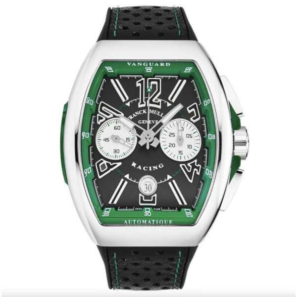 Franck Muller Vanguard Racing Chronograph Green