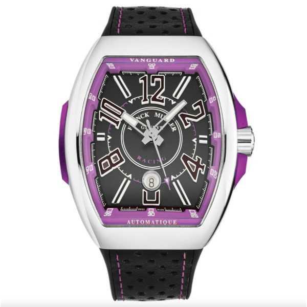 Franck Muller Automatic Vanguard Racing Purple