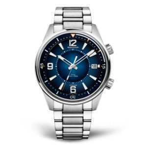 Jaeger-LeCoultre Polaris Mariner Date Blue Dial