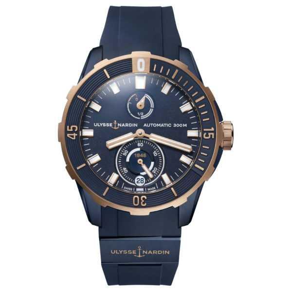 Ulysse Nardin Diver Chronometer 44mm Blue