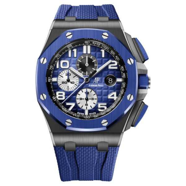 Audemars Piguet Royal Oak Offshore Chronograph Blue Dial
